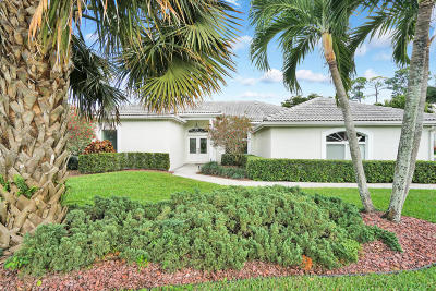 Boynton Beach Single Family Home For Sale: 4821 Glenn Pine Lane