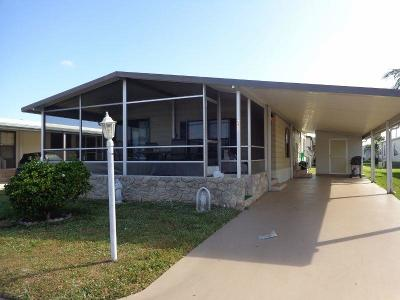 Boynton Beach FL Mobile Home For Sale: $79,900