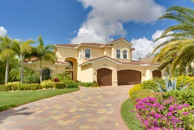 West Palm Beach Single Family Home For Sale: 7729 Eden Ridge Way