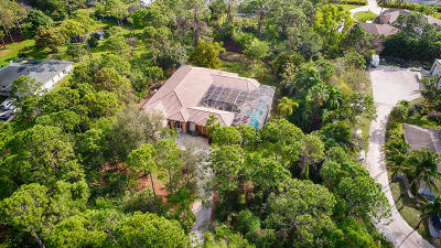 Palm Beach Gardens Single Family Home For Sale: 15142 70th Trail