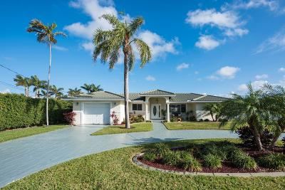 Boynton Beach Single Family Home For Sale: 945 Brookdale Drive