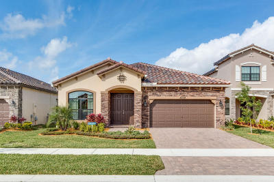 Lake Worth Single Family Home For Sale: 8909 Sea Chase Drive