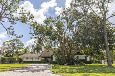 Palm Beach Gardens Single Family Home For Sale: 8057 Damascus Drive