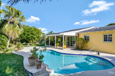 North Palm Beach Single Family Home Contingent: 505 Anchorage Drive