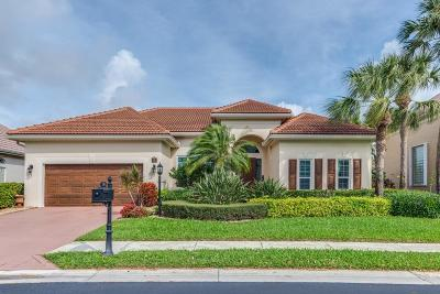Palm Beach Gardens Single Family Home For Sale: 135 Satinwood Lane