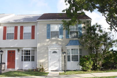 Townhouse Sold: 211 Old English Drive