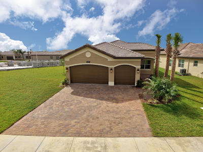 Boynton Beach Single Family Home For Sale: 12679 Copper Mountain Pass