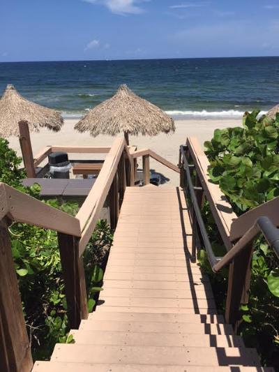 Highland Beach Condo For Sale: 3912 S Ocean Boulevard #212