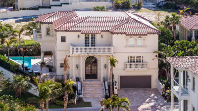Juno Beach Single Family Home Contingent: 440 Surfside Lane