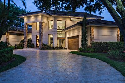 Tequesta Single Family Home Contingent: 18163 SE Ridgeview Drive