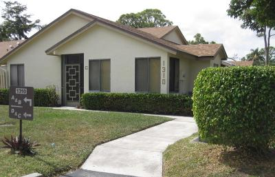 Delray Beach Single Family Home For Sale: 1310 NW 29th Avenue #C