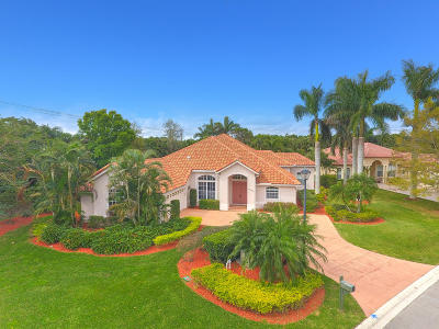 Port Saint Lucie Single Family Home Contingent: 1539 SW Mockingbird Circle