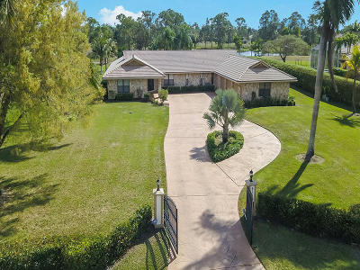 Lake Worth Single Family Home For Sale: 9146 Perth Road