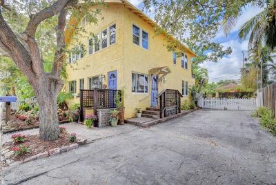 Delray Beach Single Family Home For Sale: 330 NE 1st Avenue