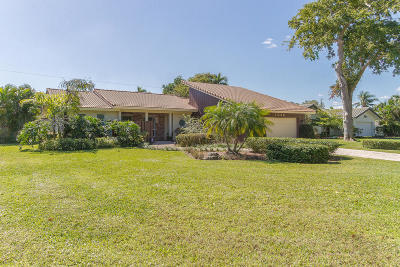 Boca Raton Single Family Home For Sale: 1060 SW 2nd Street