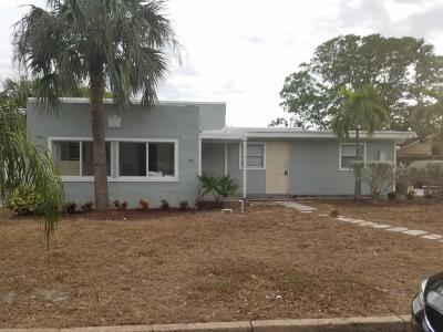 West Palm Beach Multi Family Home For Sale: 512 46 Street
