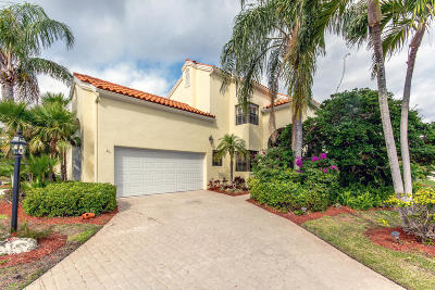 Single Family Home Contingent: 13277 Saint Tropez Circle