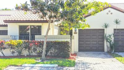 Boca Raton Single Family Home For Sale: 424 Ashwood Place