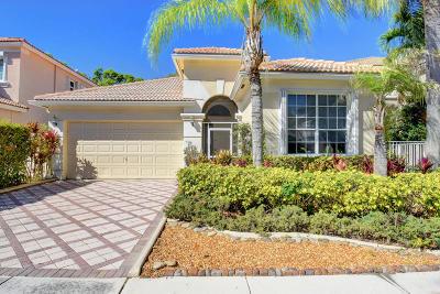 Boca Raton Single Family Home For Sale: 9688 Vineyard Court
