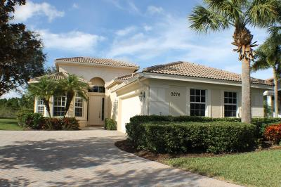 Port Saint Lucie Single Family Home For Sale: 9276 Short Chip Circle