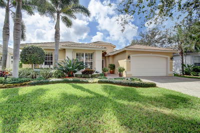 Boynton Beach Single Family Home For Sale: 7095 Corning Circle