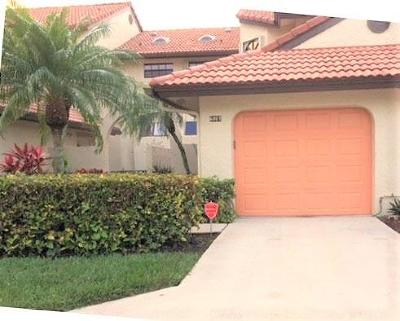 Boynton Beach Condo For Sale: 6007 Parkwalk Drive