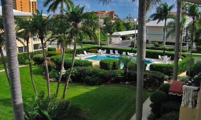 Delray Beach Condo For Sale: 80 Venetian Drive #306s