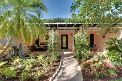 Palm Beach FL Single Family Home For Sale: $3,100,000