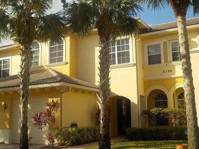 Boynton Beach Rental For Rent: 6394 Bella Circle #1003