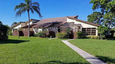 Delray Beach Single Family Home For Sale: 13965 Nesting Way #C