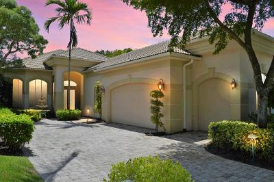 Palm Beach Gardens Single Family Home For Sale: 108 Island Cove Way