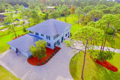 West Palm Beach Single Family Home For Sale: 12860 69th Street