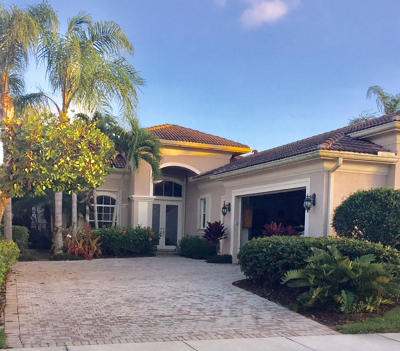 Palm Beach Gardens Single Family Home For Sale: 108 Esperanza Way