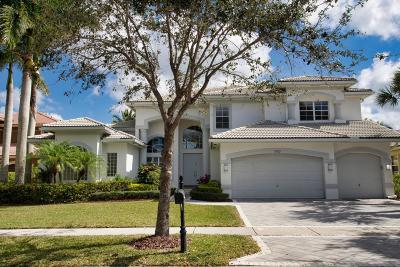 Boca Raton Single Family Home For Sale: 19212 Natures View Court