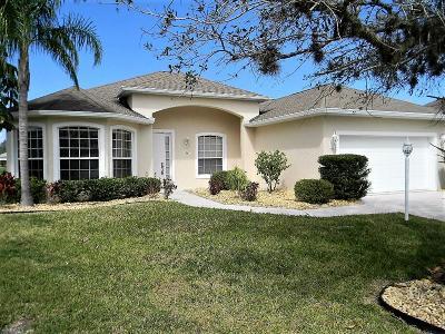 Vero Beach Single Family Home Contingent: 215 56th Drive SW