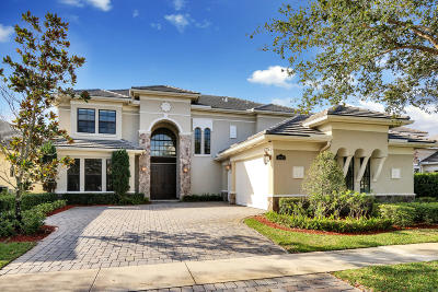 Boynton Beach Single Family Home For Sale: 9282 Equus Circle