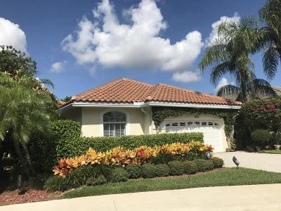 West Palm Beach Single Family Home For Sale: 2188 Regents Blvd