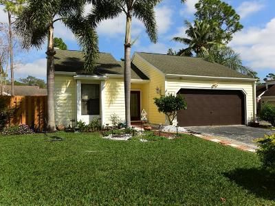 Wellington Single Family Home For Sale: 460 Oak Shadow Way
