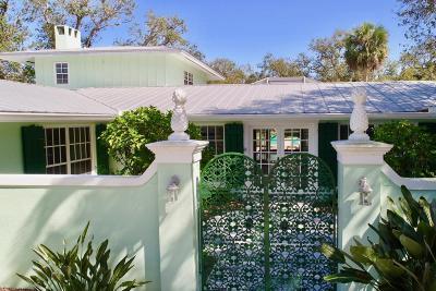 Vero Beach Single Family Home For Sale: 1512 E Camino Del Rio