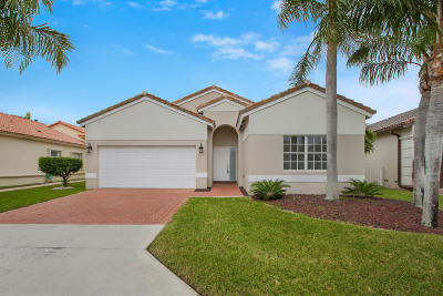Boca Raton Single Family Home For Sale: 7100 NW Turtle Walk