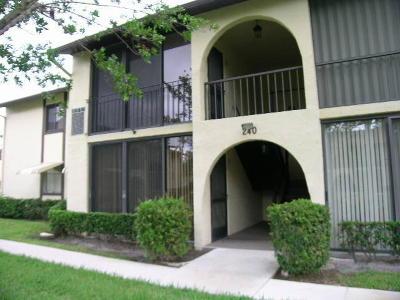 Greenacres FL Condo For Sale: $119,000