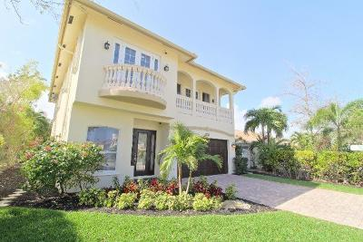 Delray Beach Single Family Home Contingent: 228 NW 2nd Avenue
