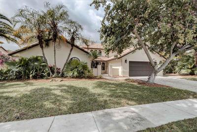 Boca Raton Single Family Home For Sale: 2941 NW 29th Avenue