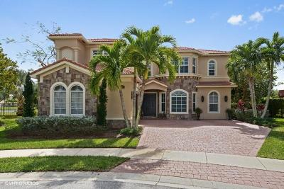 Boynton Beach Single Family Home For Sale: 9394 Cobblestone Brooke Court