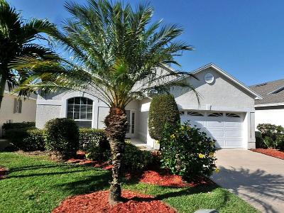 Port Saint Lucie Single Family Home For Sale: 590 NW Cortina Lane