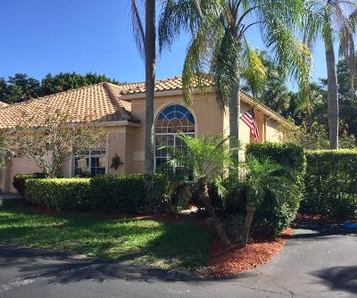 Boca Raton Single Family Home For Sale: 17250 Boca Club Boulevard #101