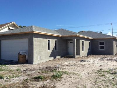 Lake Worth Single Family Home For Sale: 930 S Street