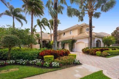 Palm Beach Gardens Rental For Rent: 121 Pembroke Drive