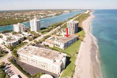 Jupiter Condo For Sale: 350 Beach Road #306