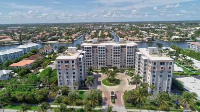 Delray Beach Condo For Sale: 2000 S Ocean Boulevard #208